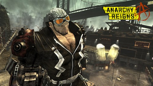 Anarchyr