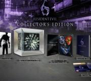 Resident Evil 6 edición coleccionista