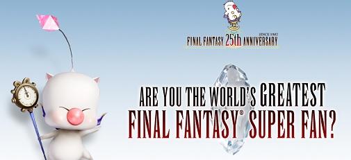 Concurso Final Fantasy