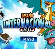 pokemon desafio internacional